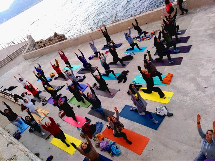 Crosstraining, pilates et yoga avec «Gecko Yoga»