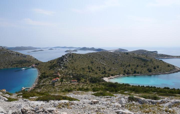 Croatie : Zadar, Kornati, Plitvice etSplit