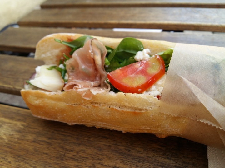 Sandwich corse