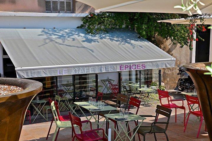 Le Café desÉpices