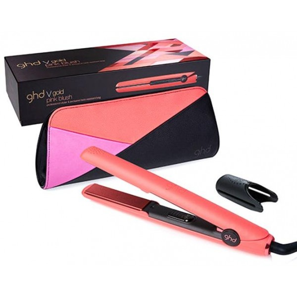 lisseur-ghd-v-gold-pink-blush