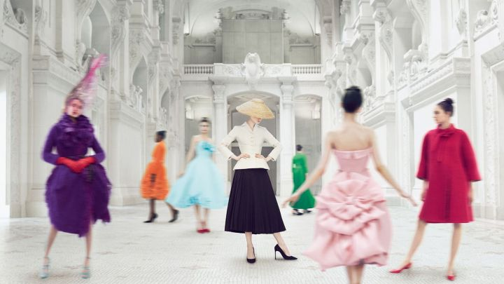 Christian Dior, couturier derêve